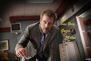Addio Dr. House !